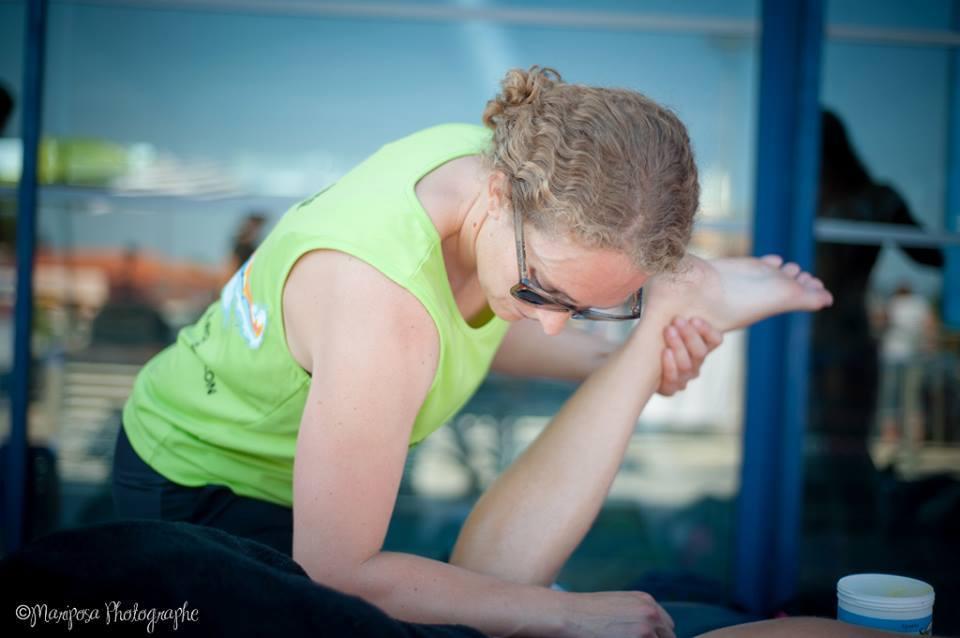 Chantal Kibbey Sports Massage Mare Nostrum