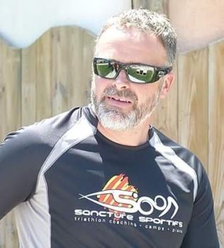 Meet IRONMAN Coach Richard Laidlow at IRONMAN UK.