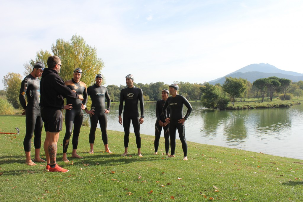 Open-Water Swimming Sancture Sportifs France