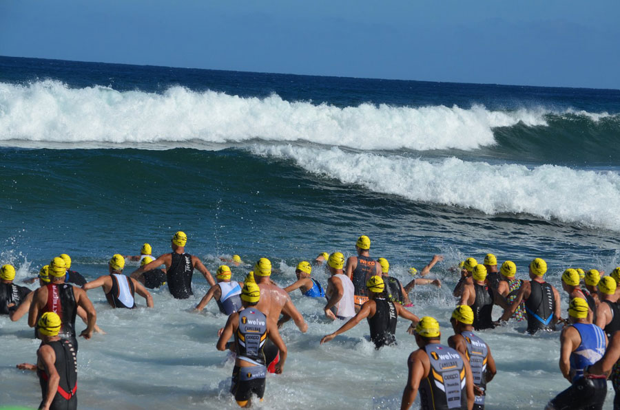 xterra sea swim