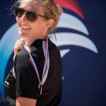 Chantal Kibbey Bronze Medal Coached By Sancture Sportifs