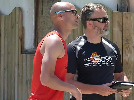 Richard Laidlow Tri Coach