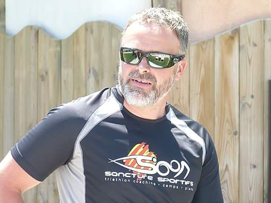 Meet IRONMAN Coach Richard Laidlow at IRONMAN UK.